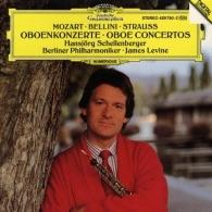 James Levine (Джеймс Ливайн): Mozart / Bellini / R. Strauss: Oboe Concertos
