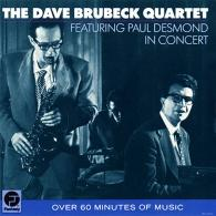 Dave Brubeck (Дэйв Брубек): Featuring Paul Desmond In Concert