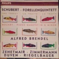 Alfred Brendel (Альфред Брендель): Schubert: Forellenquintett / Mozart: Piano Quartet