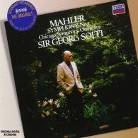 Sir Georg Solti (Георг Шолти): Mahler: Symphony No. 1