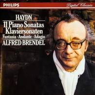 Alfred Brendel (Альфред Брендель): Haydn: Piano Sonatas