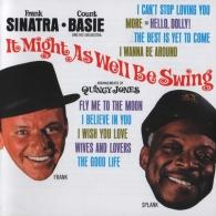 Frank Sinatra (Фрэнк Синатра): It Might As Well Be Swing
