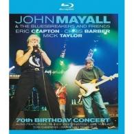 John Mayall (Джон Мейолл): 70th Birthday Concert