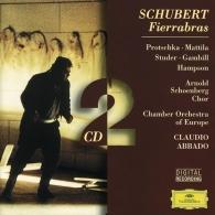 Claudio Abbado (Клаудио Аббадо): Schubert: Fierrabras: Protschka/Mattila/Studer/Gam