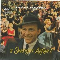 Frank Sinatra (Фрэнк Синатра): A Swingin' Affair