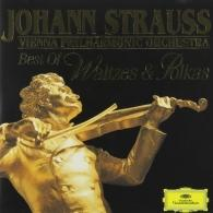 Wiener Philharmoniker (Венский филармонический оркестр): J. Strauss - The Best Of Waltzes & Polkas