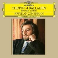 Krystian Zimerman (Кристиан Цимерман): Chopin: Ballades; Barcarolle; Fantaisie