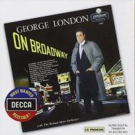 George London (Джордж Лондон): On Broadway