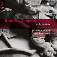 Jacqueline Du Pre (Жаклин Дю Пре): Cello Sonatas