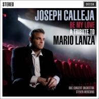 Joseph Calleja (Джозеф Каллея): Be My Love - A Tribute To Mario Lanza