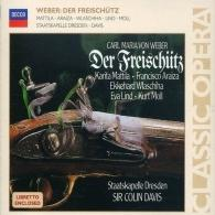 Sir Colin Davis (Колин Дэвис): Weber: Der Freischutz