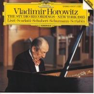 Vladimir Horowitz (Владимир Самойлович Горовиц): Vladimir Horowitz - The Studio Recordings