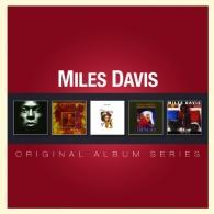 Miles Davis (Майлз Дэвис): Original Album Series