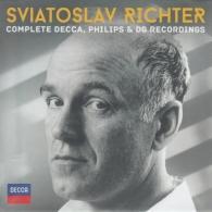 Sviatoslav Richter (Святослав Рихтер): Complete Decca, Philips & DG