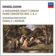 Riccardo Chailly (Рикардо Шайи): Mendelssohn: A Midsummer Night's Dream
