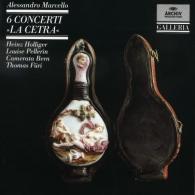 """Thomas Furi: Marcello: 6 Concerti """"La Cetra"""""""