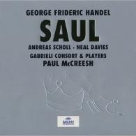 Paul McCreesh: Handel: Saul