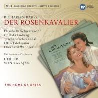 Herbert von Karajan (Герберт фон Караян): Der Rosenkavalier