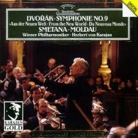 "Herbert von Karajan (Герберт фон Караян): Dvorak: Symphony No.9 ""From the New World"""