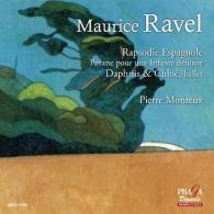 Chorus of the Royal Opera House (Хор Королевской Оперы): Ravel: Rapsodie Espagnole. Daphnis & Chloe, Ballet/London Symphony Orchestra, Pierre Monteux