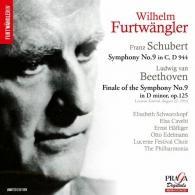 Philharmonia Orchestra: Schubert / Symphony No.9/W.Furtwangler