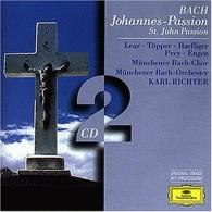 Karl Richter (Карл Рихтер): Bach: Johannes Passion