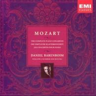 Daniel Barenboim (Даниэль Баренбойм): Piano Concerto Nos.1-6,8,9,11-27