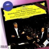 Arturo Benedetti Michelangeli (Артуро Бенедетти Микеланджели): Beethoven: Piano Concertos Nos.1 & 3