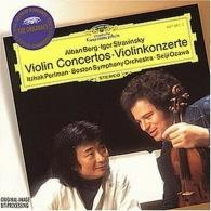 Itzhak Perlman (Ицхак Перлман): Berg, Stravinsky:Violin Conc.(Originals)