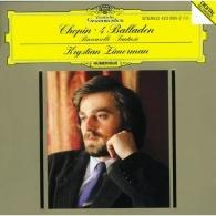 Krystian Zimerman (Кристиан Цимерман): Chopin:Ballads