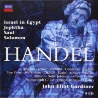 John Eliot Gardiner (Джон Элиот Гардинер): Handel: Oratorios