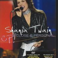 Shania Twain (Шанайя Твейн): Up Close And Personal