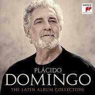 Placido Domingo (Пласидо Доминго): The Latin Album Collection