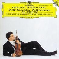 Gil Shaham (Гил Шахам): Sibelius / Tchaikovsky: Violin Concertos