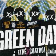 Green Day (Грин Дей): ¡TRÉ! X Cuatro!