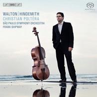 Christian Poltéra (Кристиан Полтера): Walton & Hindemith: Cello Concertos