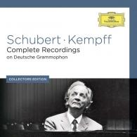 Wilhelm Kempff (Вильгельм Кемпф): Schubert Kempff