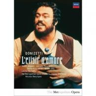 Luciano Pavarotti (Лучано Паваротти): Donizetti: L'Elisir D'Amore