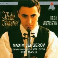 Kurt Masur (Курт Мазур): Violin Concertos