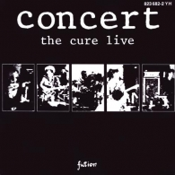The Cure: Concert-The Cure Live