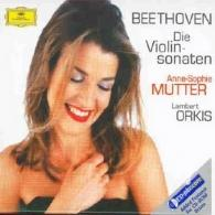 Anne-Sophie Mutter (Анне-Софи Муттер): Beethoven: The Violin Sonatas