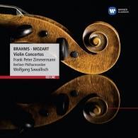 Frank Peter Zimmermann (ФранкПетерЦиммерман): Violin Concerto/Violin Concerto N3