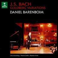 Daniel Barenboim (Даниэль Баренбойм): Goldberg Variations