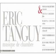 Vahan Mardirossian (Вахан Мардироссиан): Tanguy Eric Musique De Chambre/N.Baldeyrou, S.Careddu, M.Chiche, H.Demarquette, V.Mardirossian, J.-M.Phillips, Quatuor Rosamonde