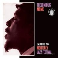 Thelonious Monk (Телониус Монк): Live At The 1964 Monterey Jazz Festival