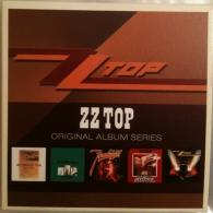 ZZ Top (Зи Зи Топ): Original Album Series