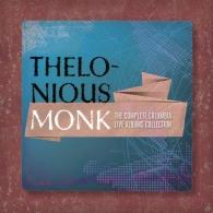 Thelonious Monk (Телониус Монк): The Complete Thelonious Monk Columbia Live Albums Collection