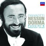 Luciano Pavarotti (Лучано Паваротти): Nessun Dorma - Puccini's Greatest Arias