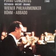 Maurizio Pollini (Маурицио Поллини): Mozart & Brams: Piano Concertos