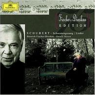 Dietrich Fischer-Dieskau (Дмитрий Фишер-Дискау): Schubert: Schwanengesang; Lieder
